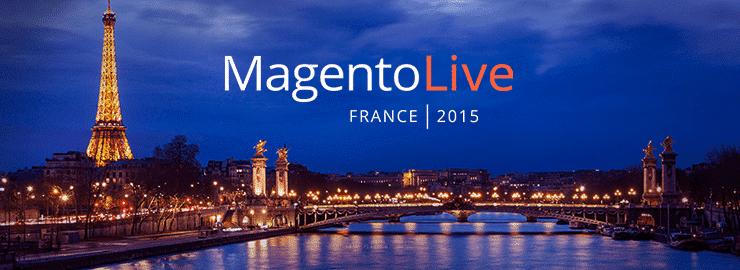 MagentoLive Paris 2015, a premiere in France