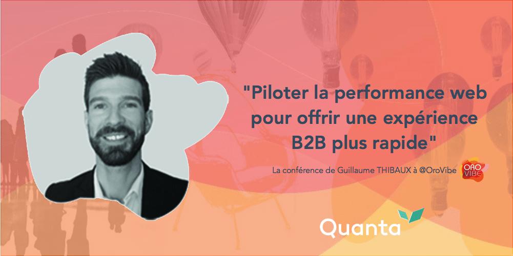 Guillaume Thibaux speaker OroVibe