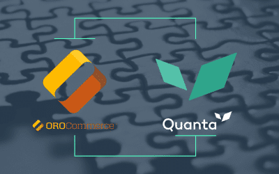 Quanta partners with OroCommerce!