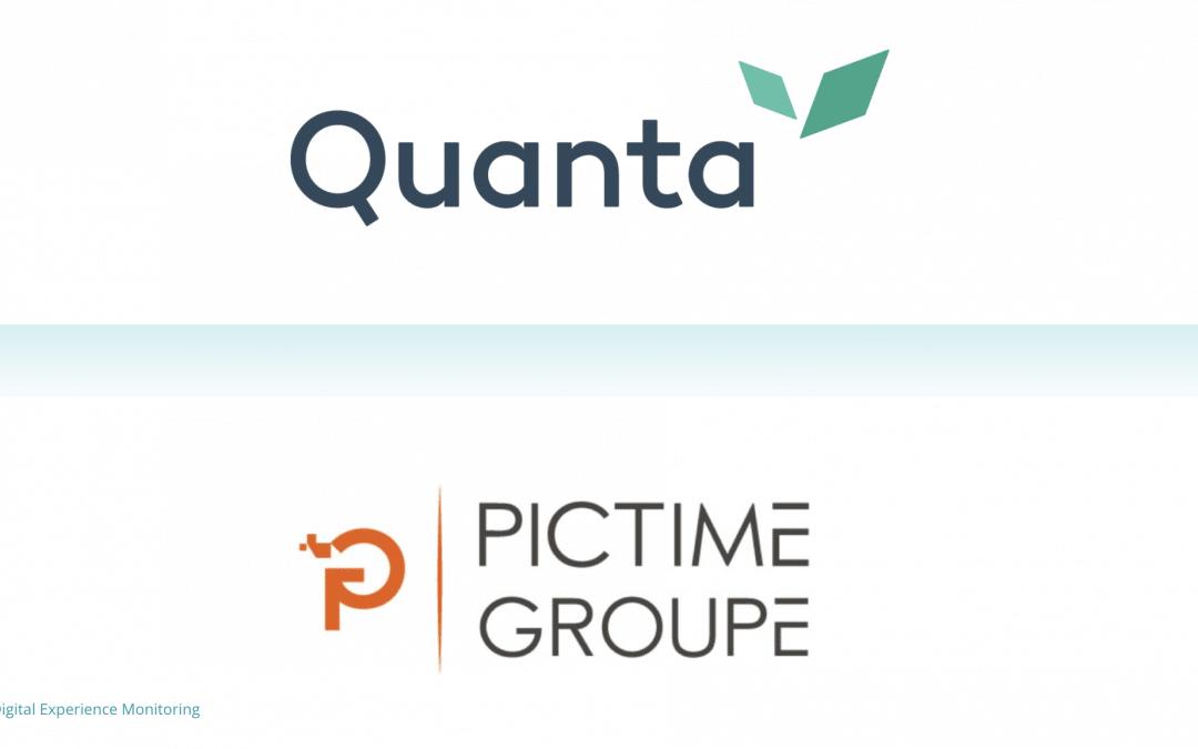 📢 Quanta et Pictime Groupe sont officiellement partenaires !